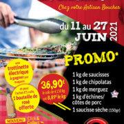 Colis Barbecue (4,150kg) - Promo du 11 au 27 Juin 2021